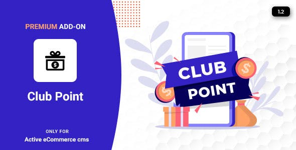 Active eCommerce Club Point Add-on