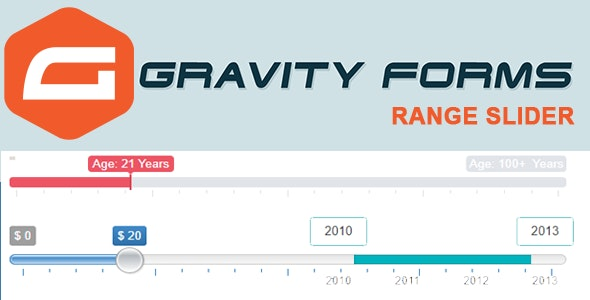 Gravity Forms Range Slider Pro - CodeCanyon Item for Sale