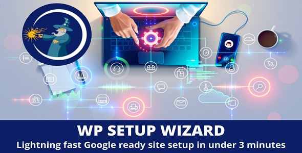 WP Setup Wizard - CodeCanyon Item for Sale