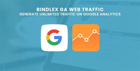 Bindlex GA Web Traffic - Fake traffic generator for Google Analytics - CodeCanyon Item for Sale
