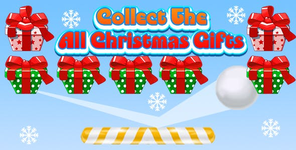 Collect The All Christmas Gifts (CAPX and HTML5)