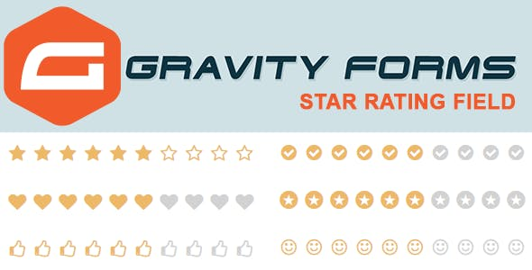 Gravity Forms Star Rating Field