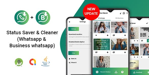 Whatsapp Status Saver - Easy Downloader for Whatsapp Videos