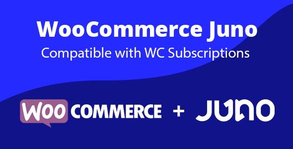 WooCommerce Juno Gateway - CodeCanyon Item for Sale