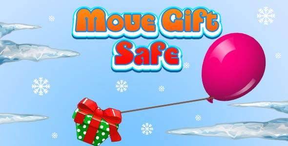 Move Gift Safely (CAPX and HTML5) Christmas Game