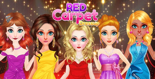 Top DressUp Game + RedCarpet DressUp Game + Ready For Publish