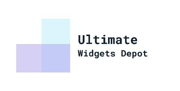 Ultimate Widgets Depot