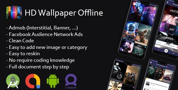 HD Wallpaper Offline