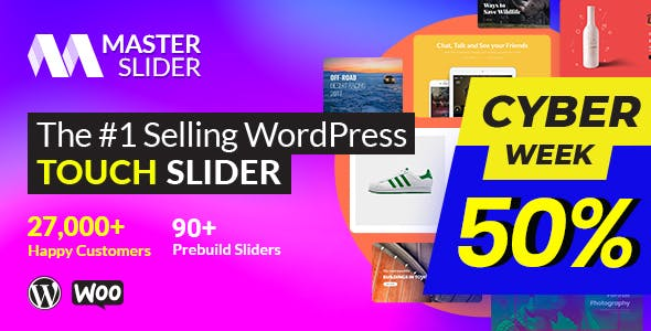 Master Slider - Touch Layer Slider WordPress Plugin