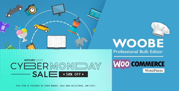 WOOBE - WooCommerce Bulk Editor and Products Manager Professional - CodeCanyon Item for Sale