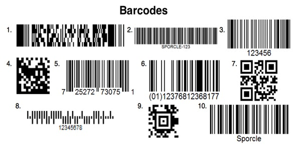 Softweb Barcodes Generator - CodeCanyon Item for Sale