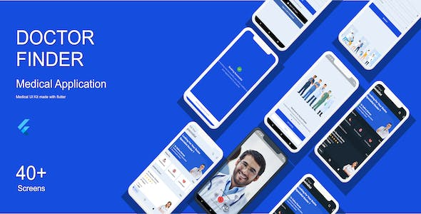 Doctor Finder - Medical Appointment Booking & Online Pharmacy Store