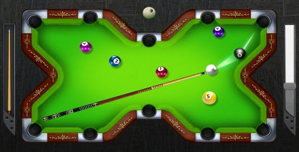 8 Ball Pool – Premium Source Code – Ready to reskin launch