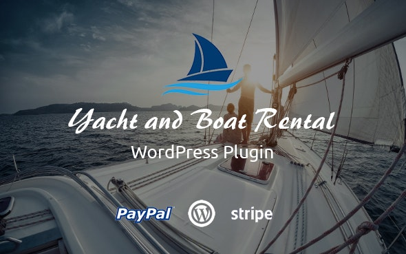 Yacht and Boat Rental - WordPress Booking Plugin - CodeCanyon Item for Sale