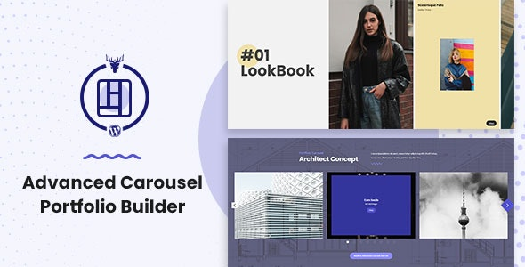 Advanced Carousel Portfolio Builder - CodeCanyon Item for Sale