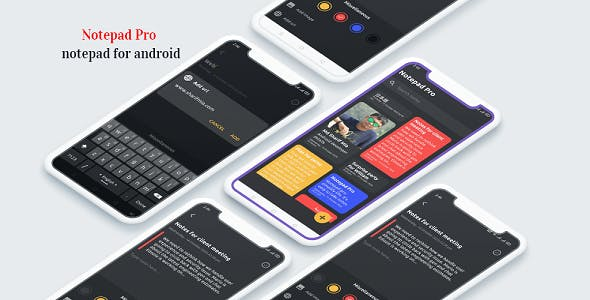 Notepad 2020 - keep notes, notepad pro for android