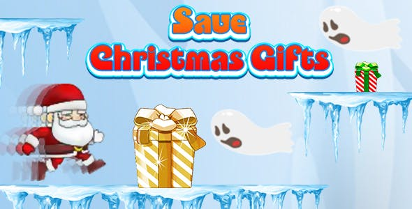 Save Christmas Gifts (CAPX and HTML5)
