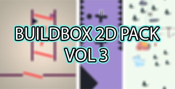 Buildbox 2D Pack - 3 in 1