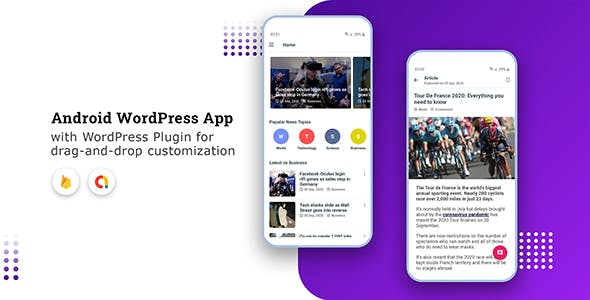 Android WordPress App