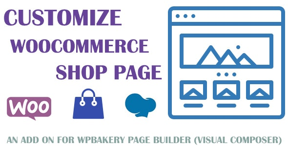 Customize Shop Page For WPBakery Page Builder (Visual Composer) - CodeCanyon Item for Sale