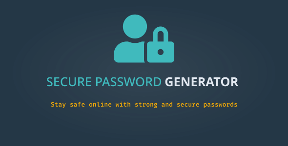 Secure Password Generator with Node.js