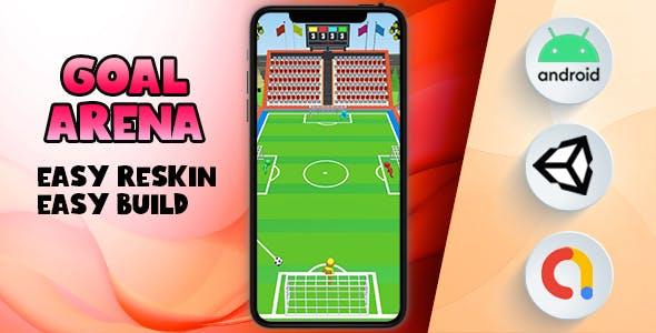 Goal Arena - (Unity - Admob)