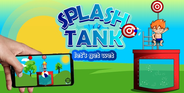 Splash Tank Level Game - CodeCanyon Item for Sale