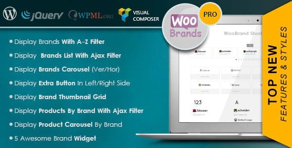 WooCommerce Brands