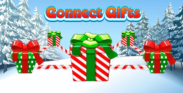 Connect Gifts (CAPX and HTML5) Christmas Game - CodeCanyon Item for Sale