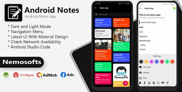 Android Notes App