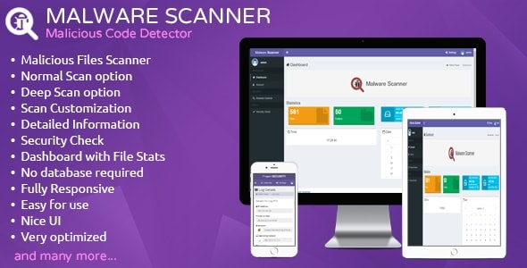 Malware Scanner v1.5 – Malicious Code Detector