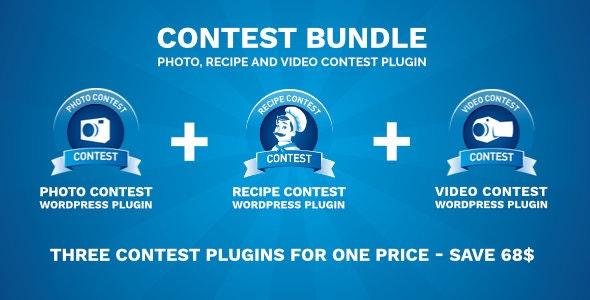 Contest Bundle - WordPress Plugins - CodeCanyon Item for Sale