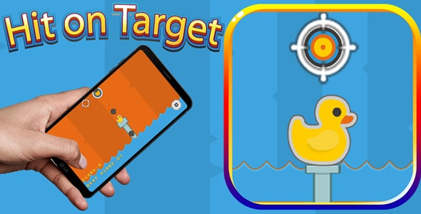 Hit on Target HTML5 GAME - CodeCanyon Item for Sale