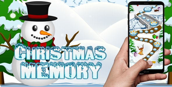 Christmas Memory - CodeCanyon Item for Sale