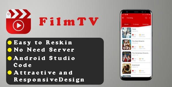 FilmTV Movies app - Movies - TV Shows - Celebrities