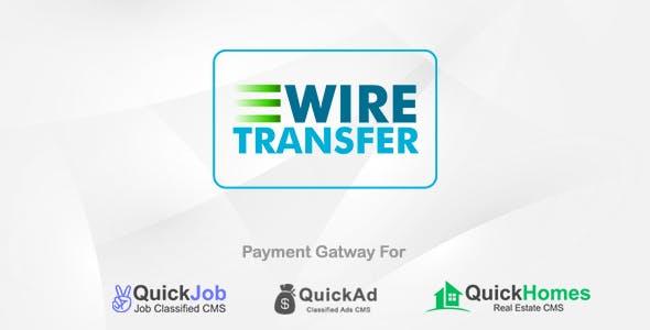 Offline Payment Plugin For QuickCMS