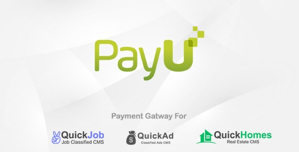 Payumoney Payment Plugin For QuickCMS - CodeCanyon Item for Sale