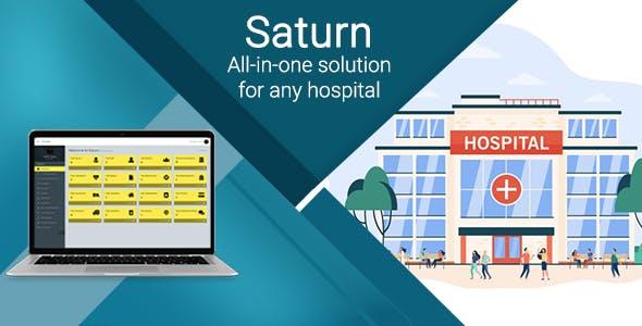Saturn | Hospital Management System