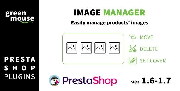 Prestashop Image Manager - CodeCanyon Item for Sale
