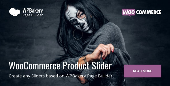 WooCommerce Products Slider for WPBakery Page Builder - CodeCanyon Item for Sale