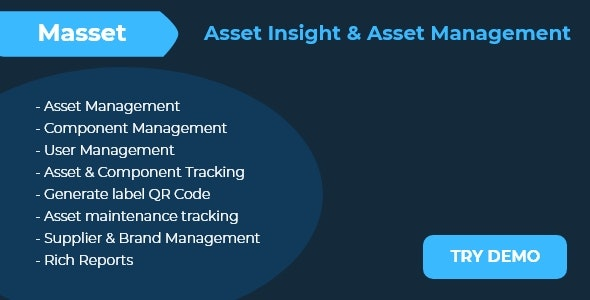 M-Assets - Asset Insight & Asset Management - CodeCanyon Item for Sale