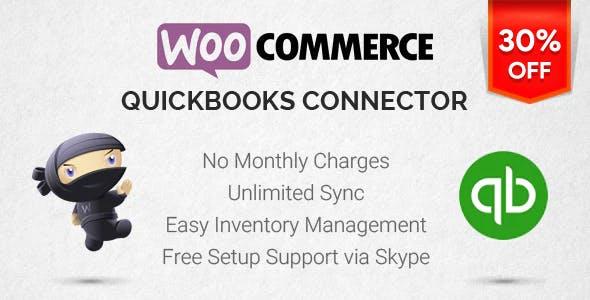 WooCommerce Quickbooks Connector