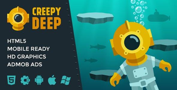 Creepy Deep - Jump To The Surface
