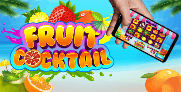 Fruit Cocktail Slot Machine - CodeCanyon Item for Sale
