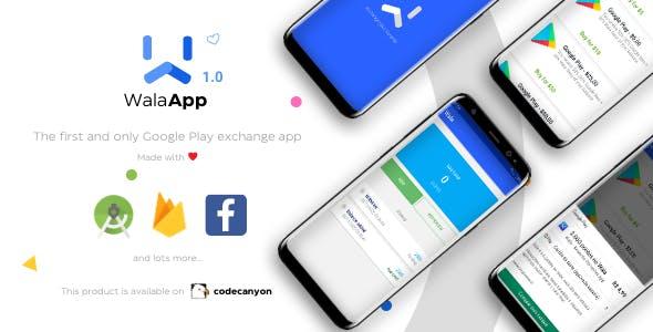 Wala - Google Opinion Rewards Exchange App