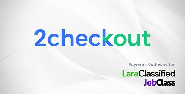 2Checkout Payment Gateway Plugin