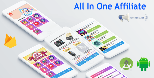 All In One Affiliate App | Ultimate Affiliate