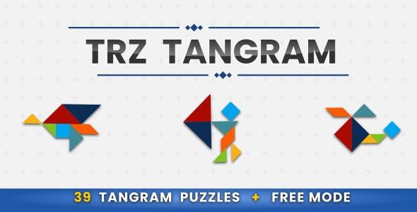TRZ Tangram - HTML5 Casual game