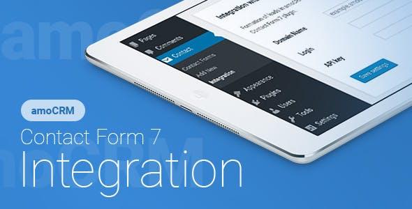 Contact Form 7 - amoCRM - Integration | Contact Form 7 - amoCRM - Интеграция