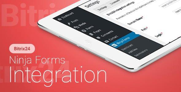 Ninja Forms - Bitrix24 CRM - Integration | Ninja Forms - Bitrix24 CRM - Интеграция